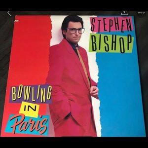 Stephen Bishop vintage vinyl record